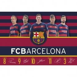 Podložka na stôl FC BARCELONA, FC-119