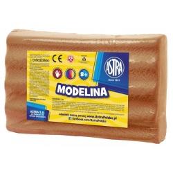 ASTRA Modelovacia hmota do rúry MODELINA 1kg Hnedá, 304111002