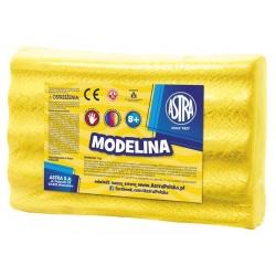 ASTRA Modelovacia hmota do rúry MODELINA 1kg Žltá, 304111011
