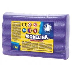 ASTRA Modelovacia hmota do rúry MODELINA 1kg Fialová, 304111003