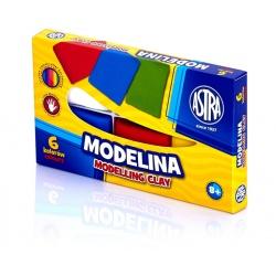 ASTRA Modelovacia hmota do rúry MODELINA 6ks, 83911901
