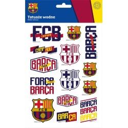 Tetovačky FC BARCELONA, 14ks, FC-203