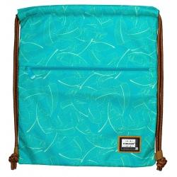 Luxusné vrecúško / taška na chrbát HEAD Green, HD-131