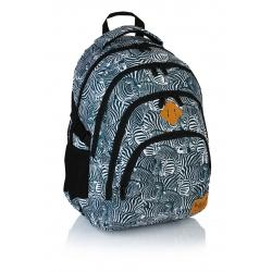 Študentský / školský batoh HASH® Zebra, HS-15, 502018059