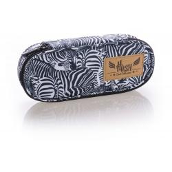 Jednokomorový peračník / puzdro HASH® Zebra, HS-16, 505018066