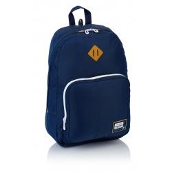 Jednokomorový študentský / športový batoh HEAD Navy, HD-42