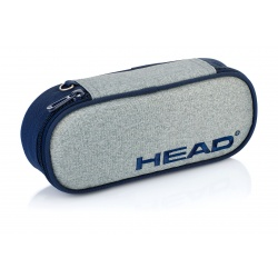 Jednokomorový peračník / puzdro HEAD Grey, HD-66, 505018030