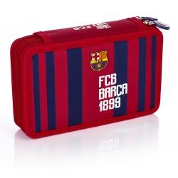 Dvojposchodový peračník s náplňou FC BARCELONA, FC-187