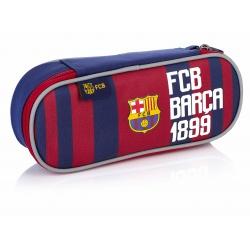 Jednokomorový peračník / puzdro FC BARCELONA, FC-179