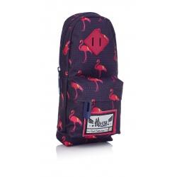 Jednokomorový peračník / puzdro HASH® Dark Flamingo, HS-88, 505019057