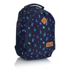 HASH® Študentský / školský batoh Bug, HS-181, 502019102