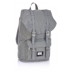Študentský batoh HEAD Retro Grey, HD-276, 502019057