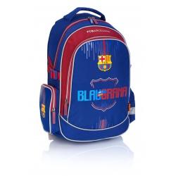 Školský / športový batoh FC BARCELONA 44cm, FC-222, 502018002