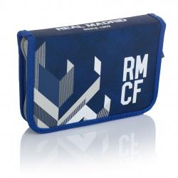 Vyklápací peračník prázdny REAL MADRID Blue, RM-182