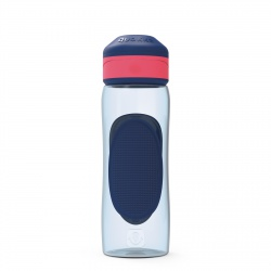 QUOKKA SPLASH Plastová fľaša INDIGO 730ml, 06951