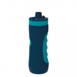 QUOKKA SWEAT Športová plastová fľaša AZURITE 680ml, 06971