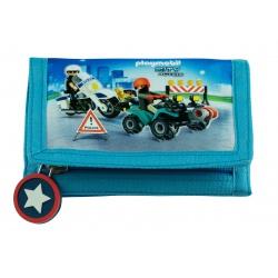Športová detská peňaženka PLAYMOBIL® Police, PL-14, 504020008