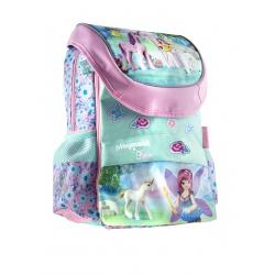 Školský anatomický batoh pre prvý stupeň PLAYMOBIL® Fairies, PL-17, 502020093