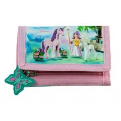 Športová detská peňaženka PLAYMOBIL® Fairies, PL-20, 504020009