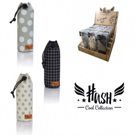 HASH® Geo, Peračník / zaťahovacie puzdro, mix vzorov, HS-96, 505019086