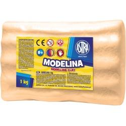 ASTRA Modelovacia hmota do rúry MODELINA 1kg Karamelová, 304118004