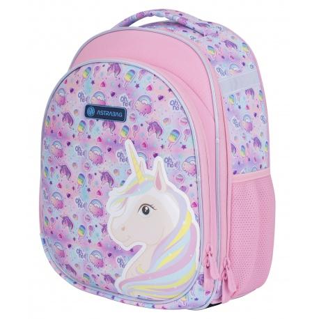 Anatomická školská taška / batoh UNICORN , AS1, 501021069