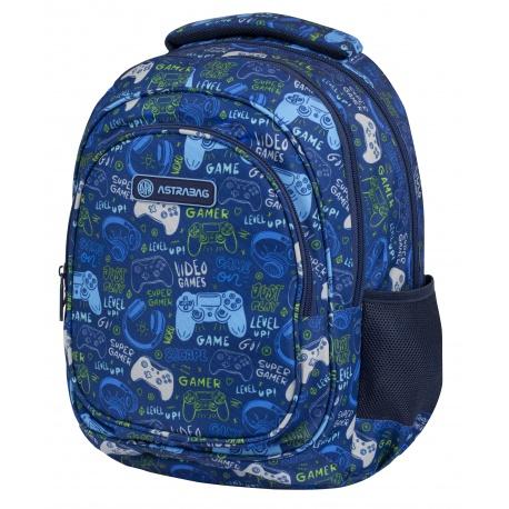 Školský batoh pre prvý stupeň GAME GO, AB330, 502021002