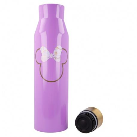 Nerezová fľaša / termoska MINNIE MOUSE  580ml, 01041